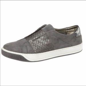 Johnston & Murphy Eden Snake Skin Sneakers